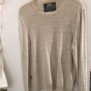 Rohan standard issue organic cotton sweater small